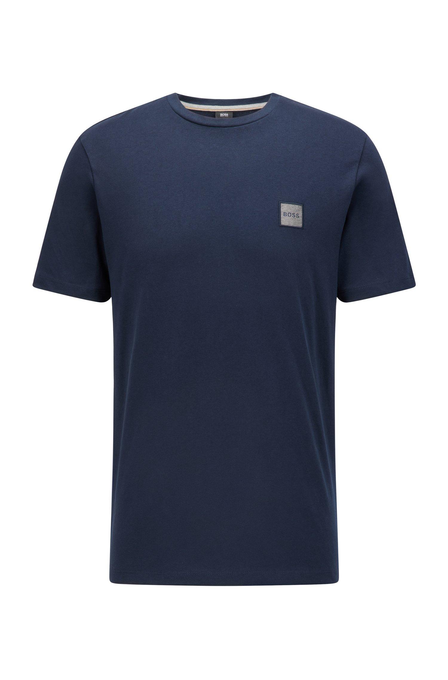 Hugo Boss Crew Neck t-shirt, dark blue, large