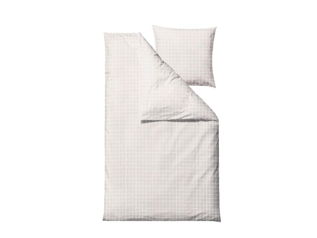 Södahl Breeze sengelinned, 140x220 cm, white