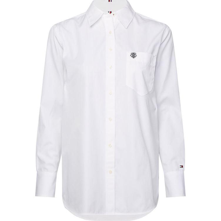Tommy Hilfiger Delia LS skjorte
