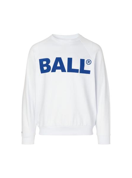 Ball Sweatshirt, Optical White, Large