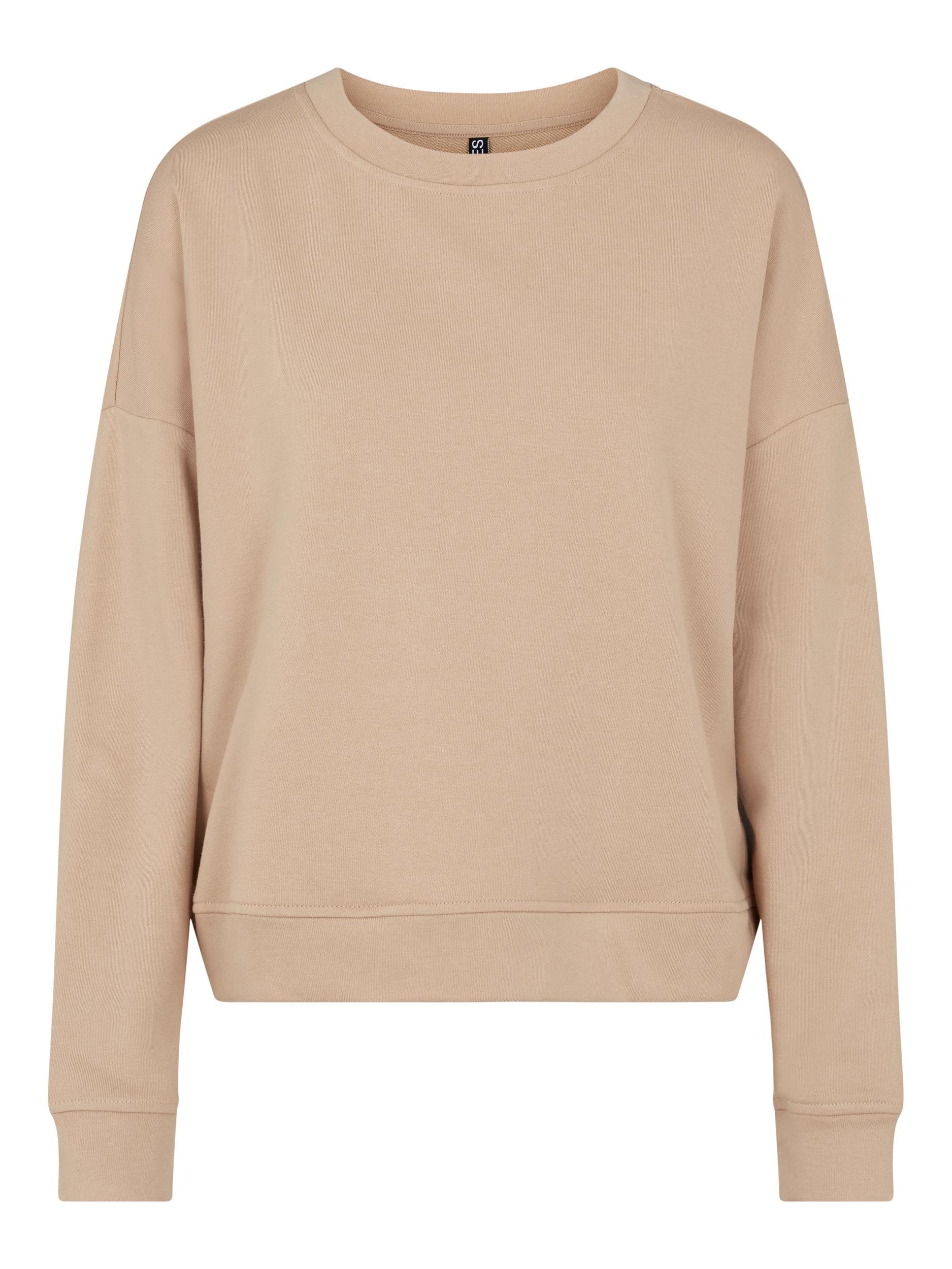 Pieces Chilli Summer sweatshirt, cuban sand, medium