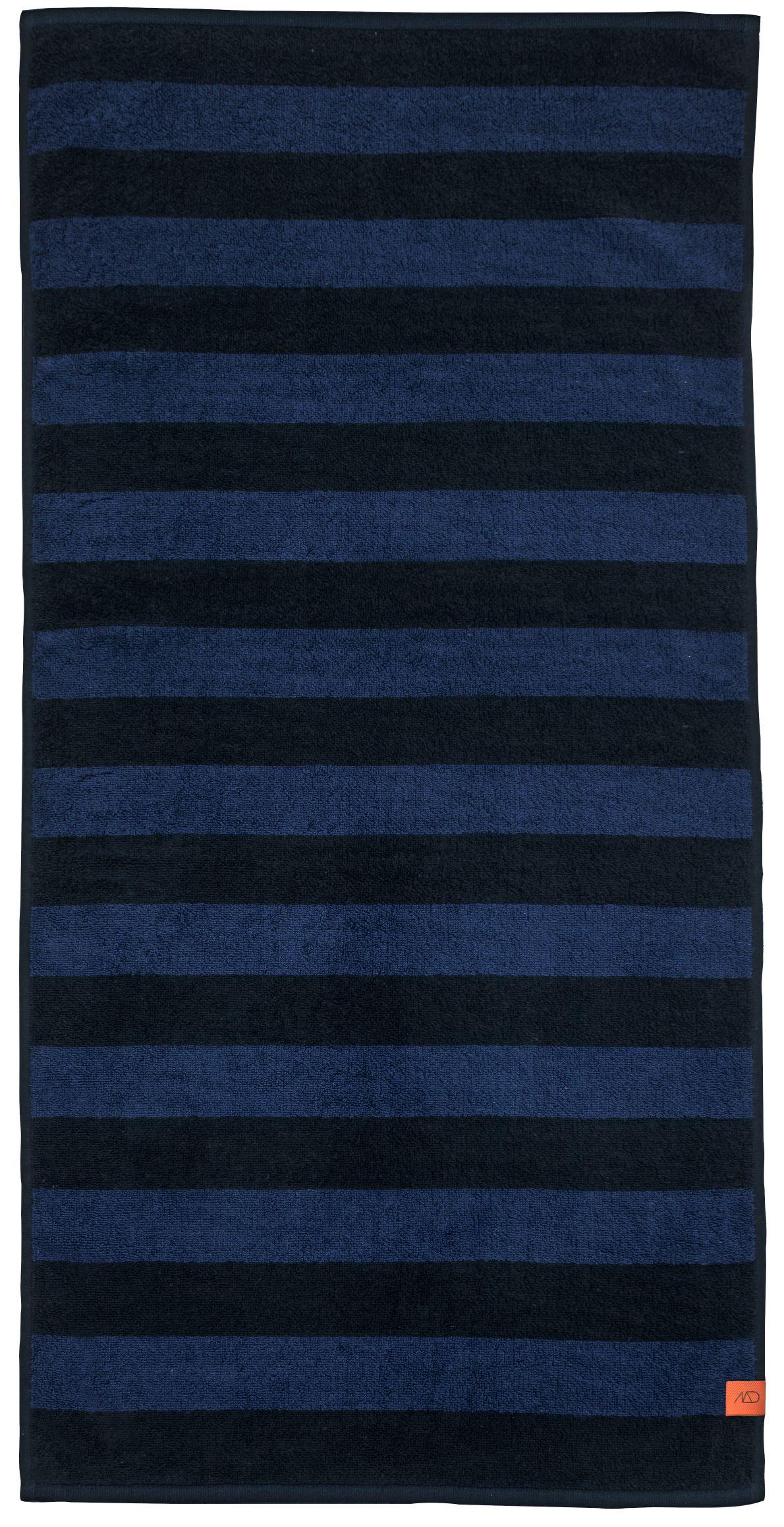 Mette Ditmer Aros håndklæde, 70x135 cm, blå