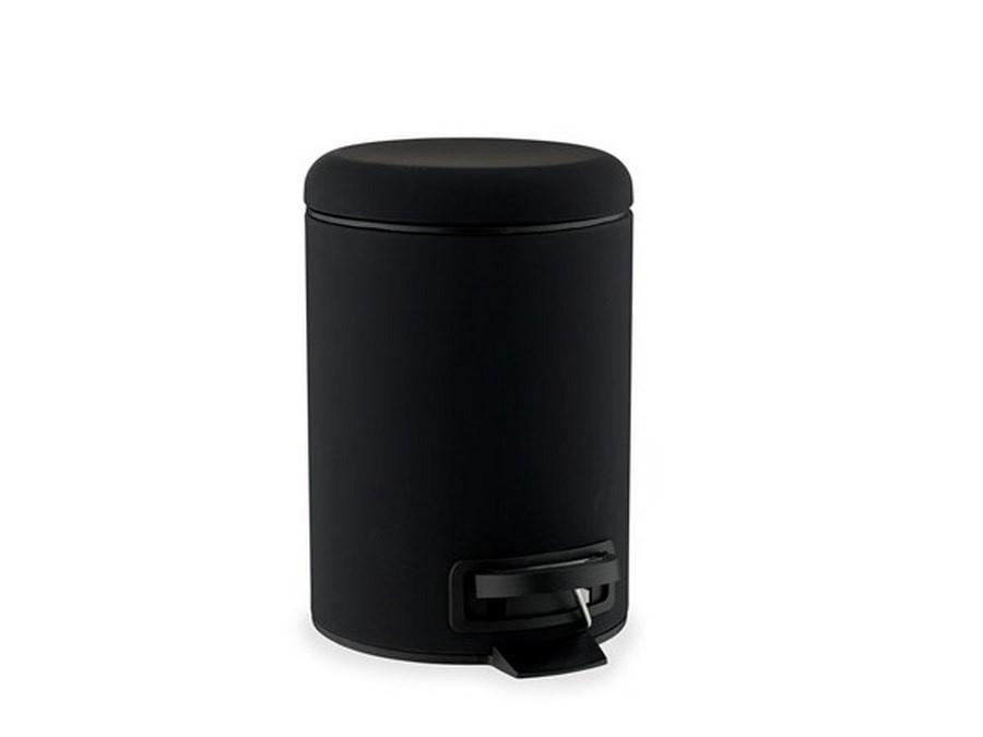 Södahl Mono toiletspand, 3 liter, sort