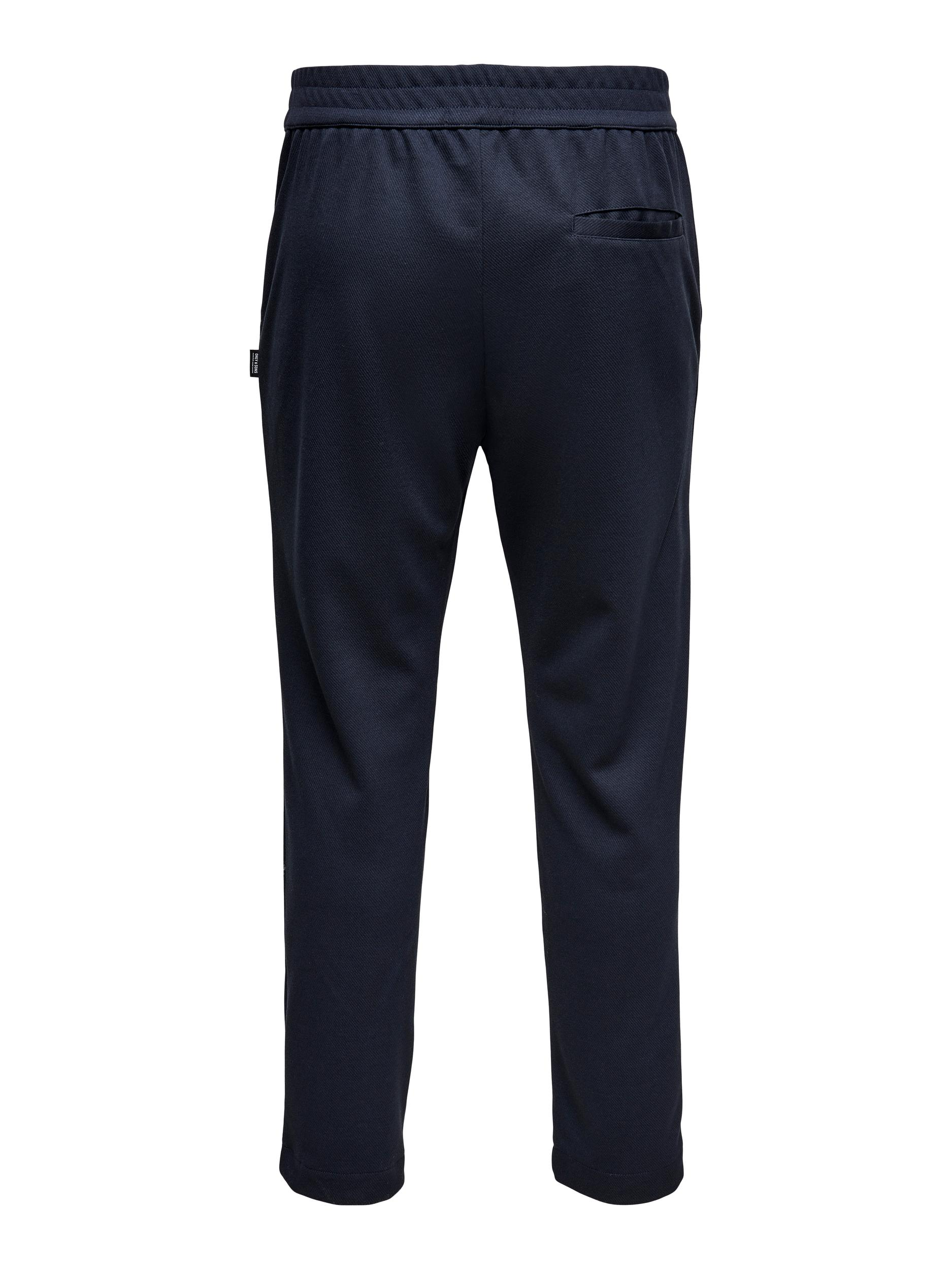 Only and Sons Rover Joggingbukser, Dark navy, X-large