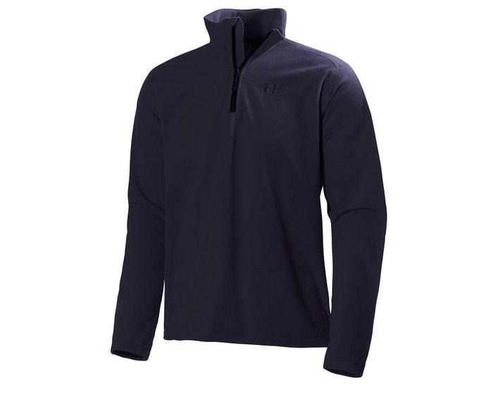 Helly Hansen Daybreaker 1/2 Zip Fleece jakke, navy, xxx-large
