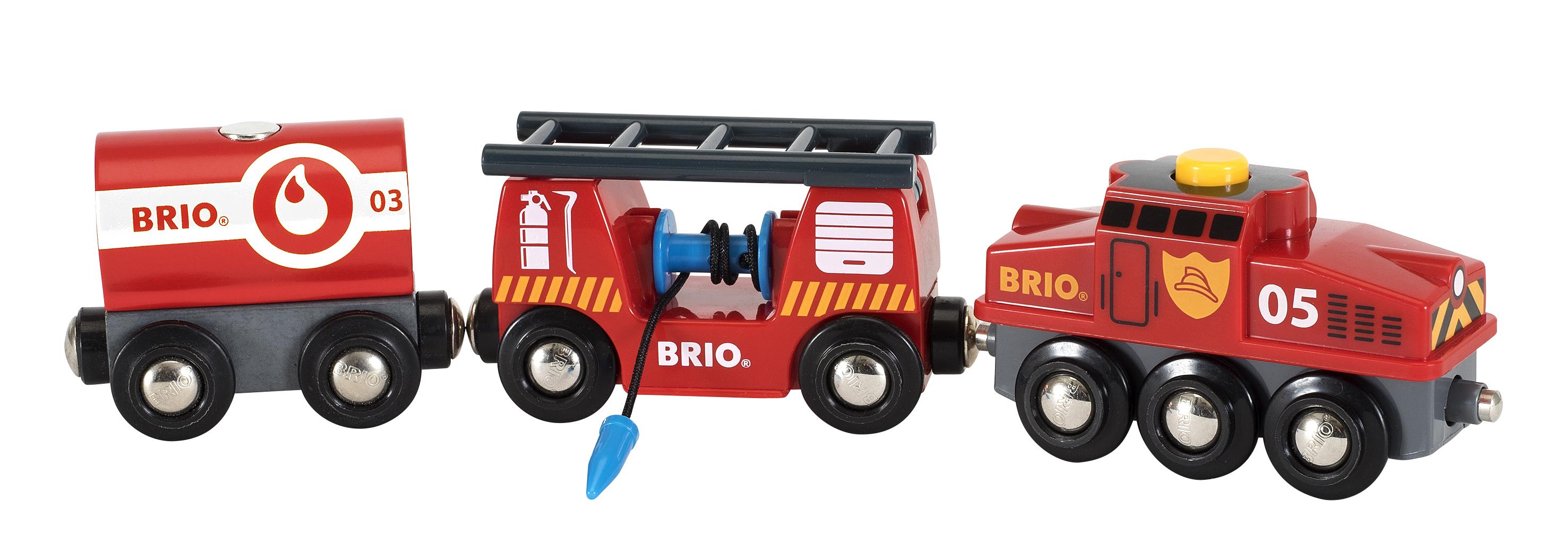 BRIO redningstog