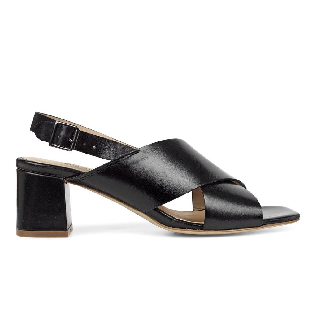 Angulus 5568-101 sandal, sort, 39