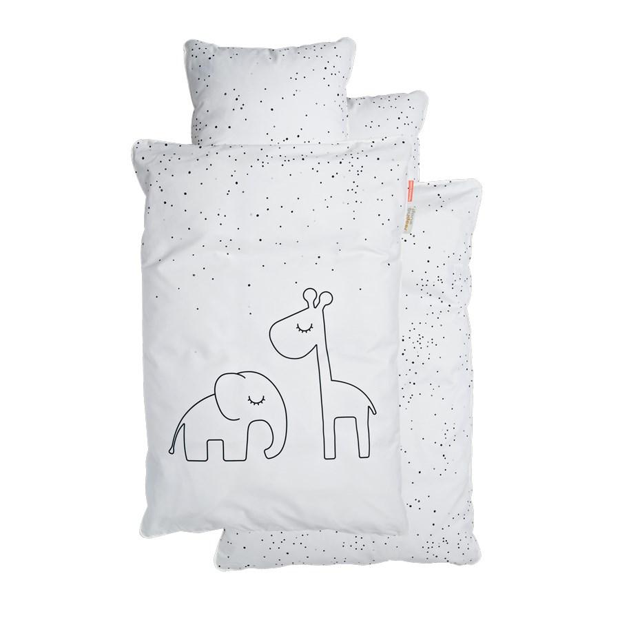 Done by Deer babysengetøj, Dreamy dots, hvid