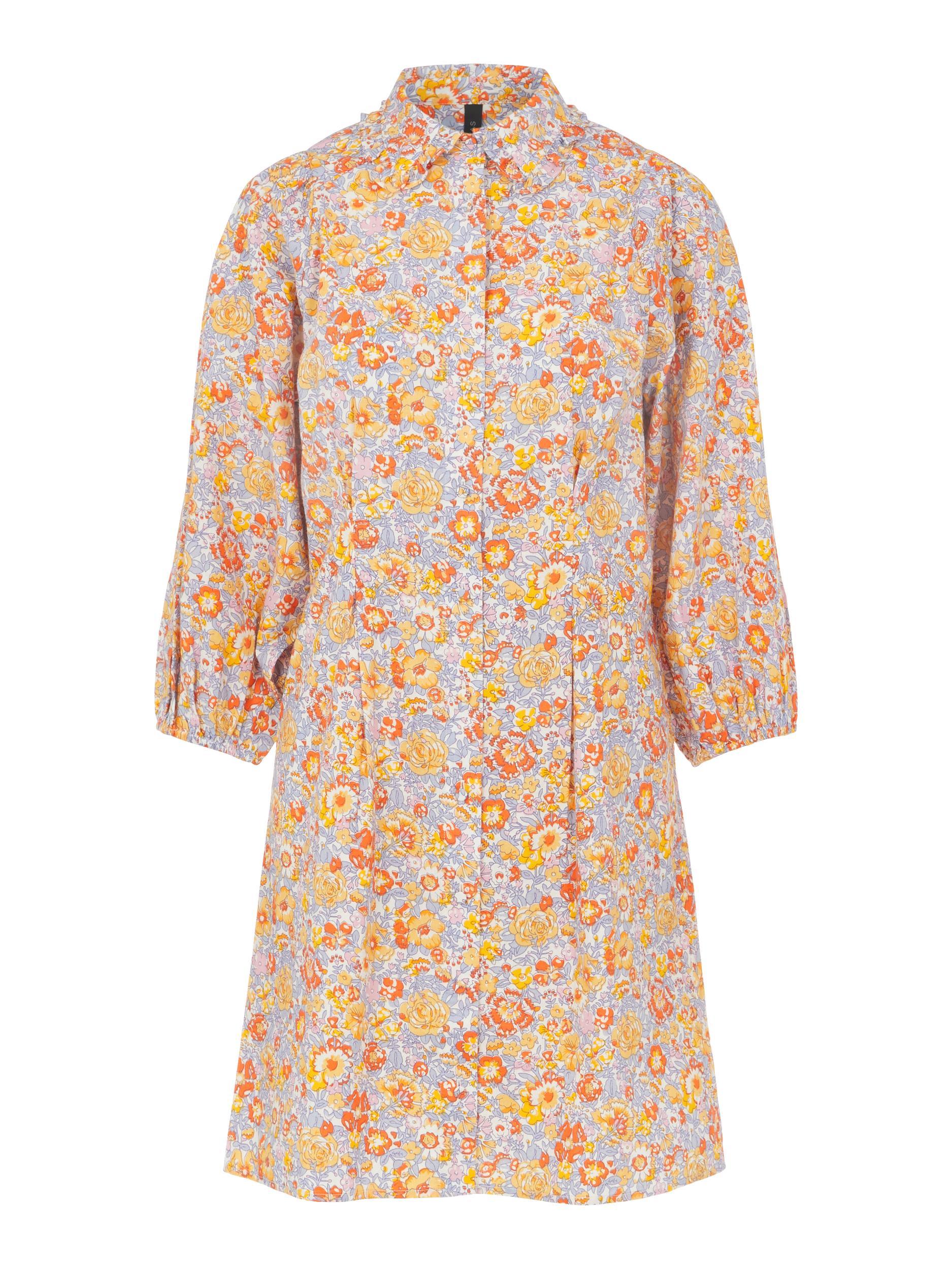 Y.A.S Mani kjole, eggnog, medium