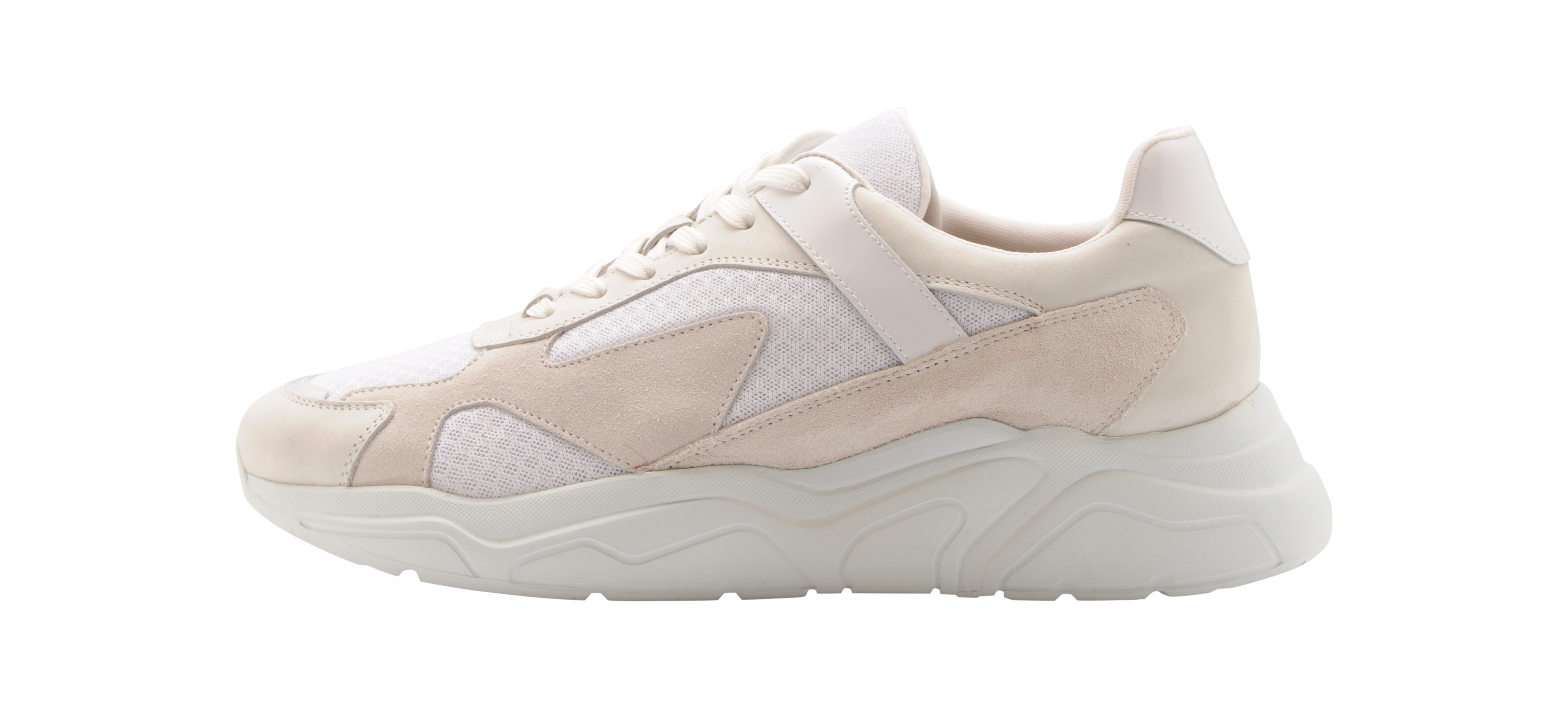 Bianco 64-71787 sneakers, white, 44