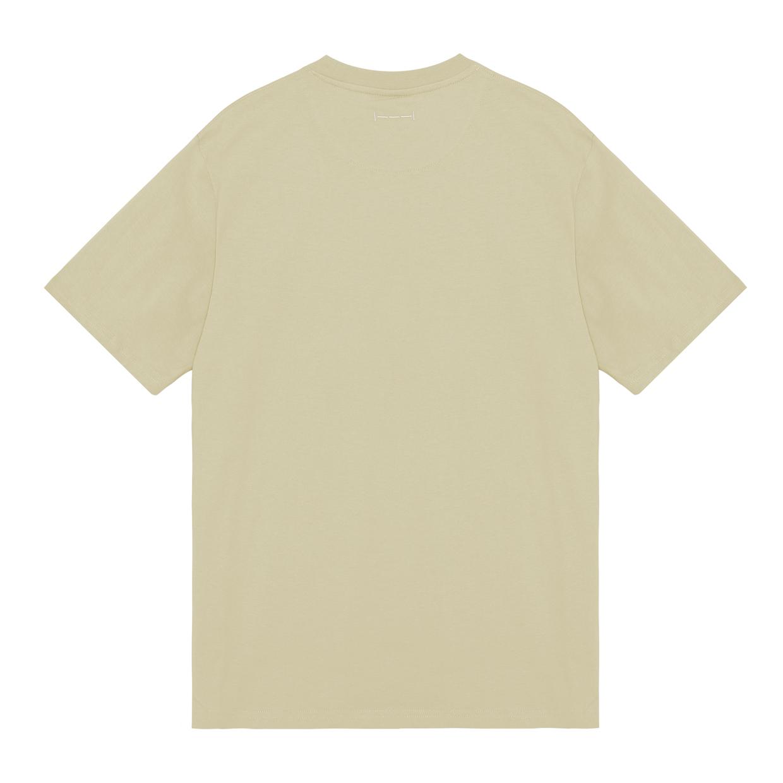 ISNURH Small Logo t-shirt, moth, large
