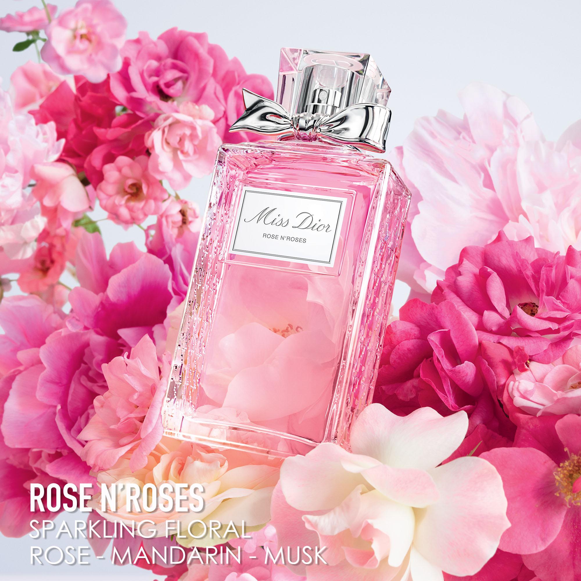 DIOR Miss Dior Rose N'Roses EDT, 30 ml