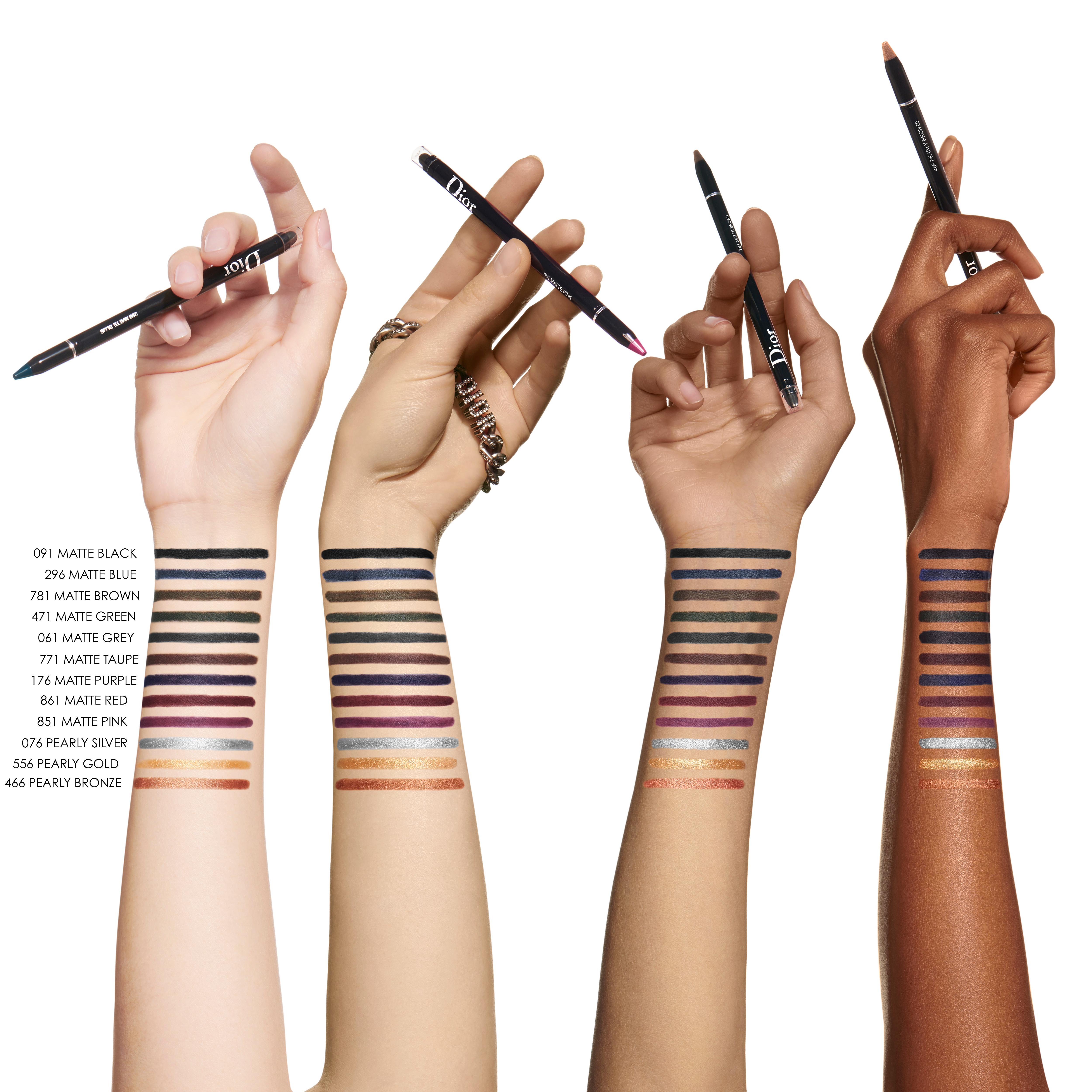 DIOR Diorshow 24H Stylo Pencil, 781 matte brown