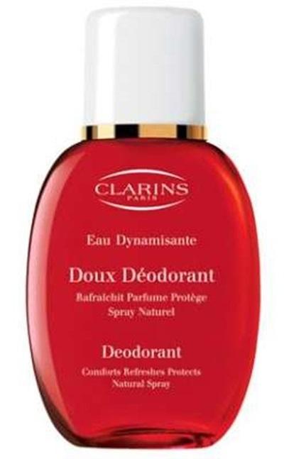Clarins Eau Dynamisante Natural Spray, 100 ml