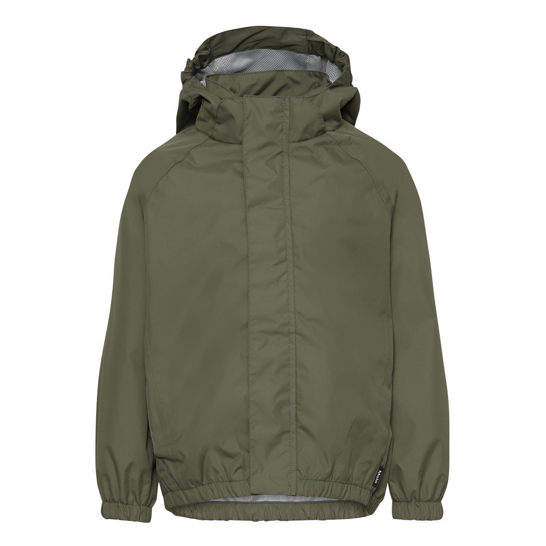Molo Waiton jacket, vegetation, 98/104