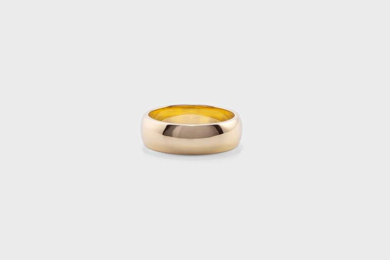 Frederik IX Studios Class ring, Gold, 64
