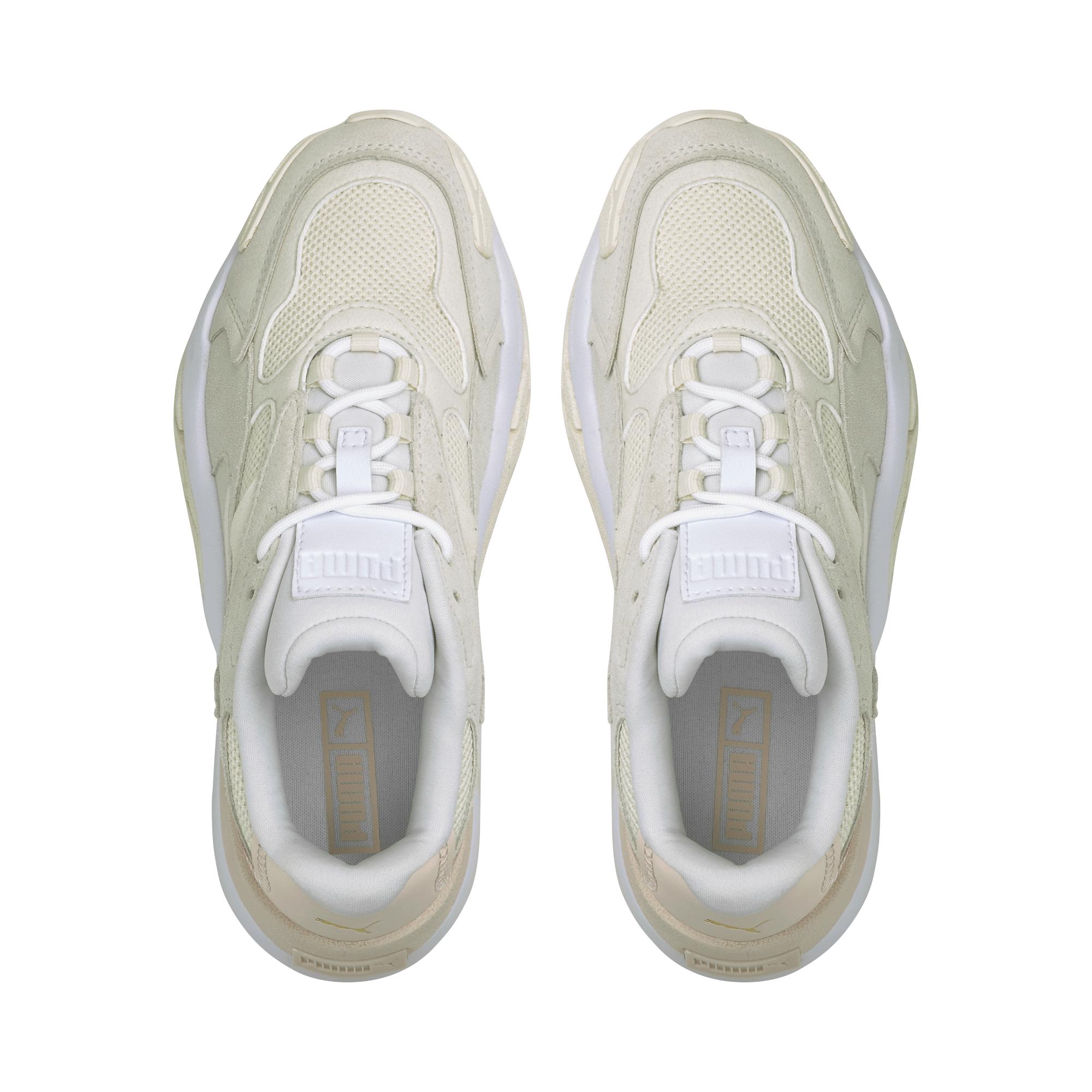 Puma Hedra Sneaker, marshmallow white, 41