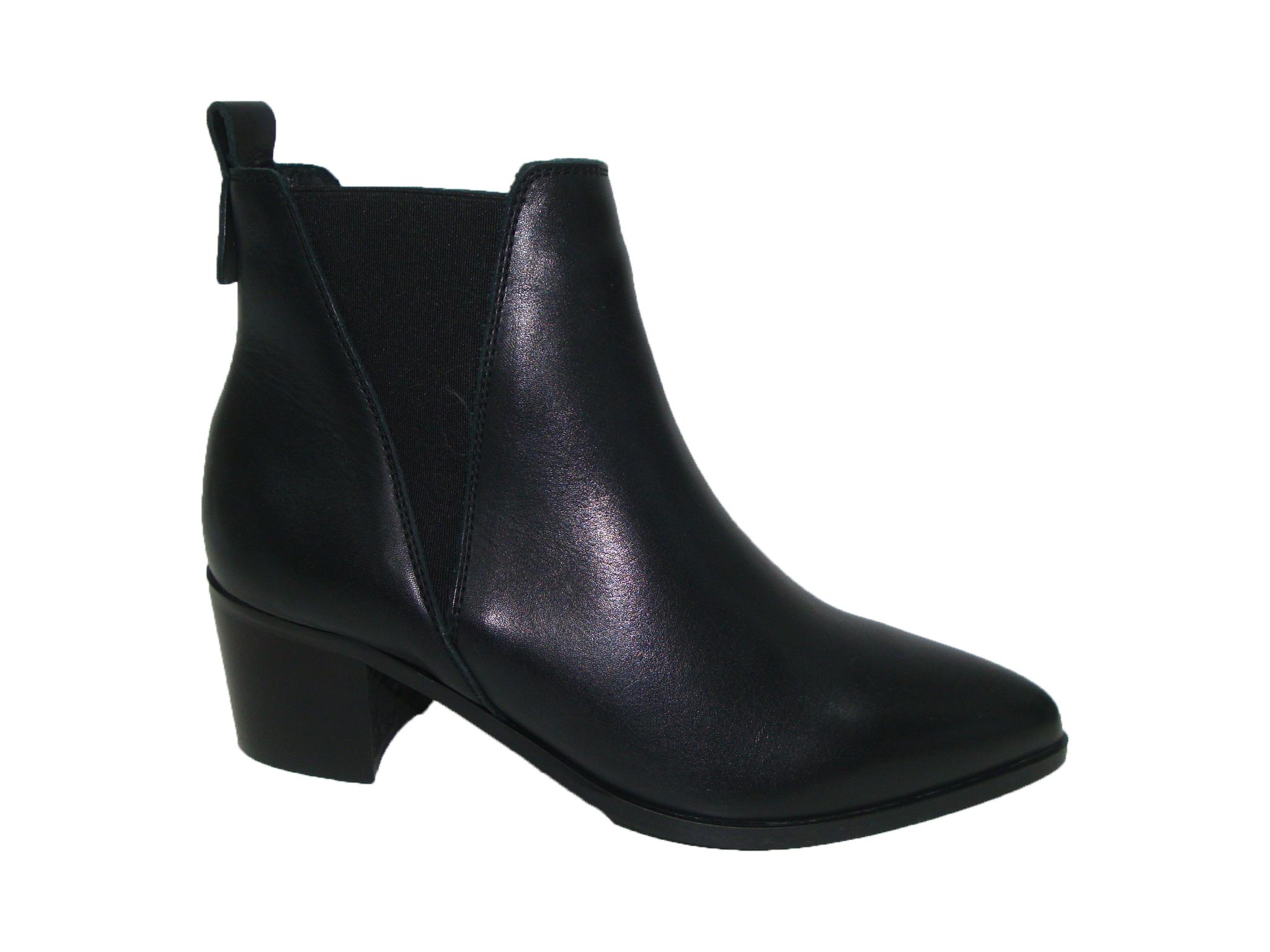 Nordstrand 6994 støvle, black, 38