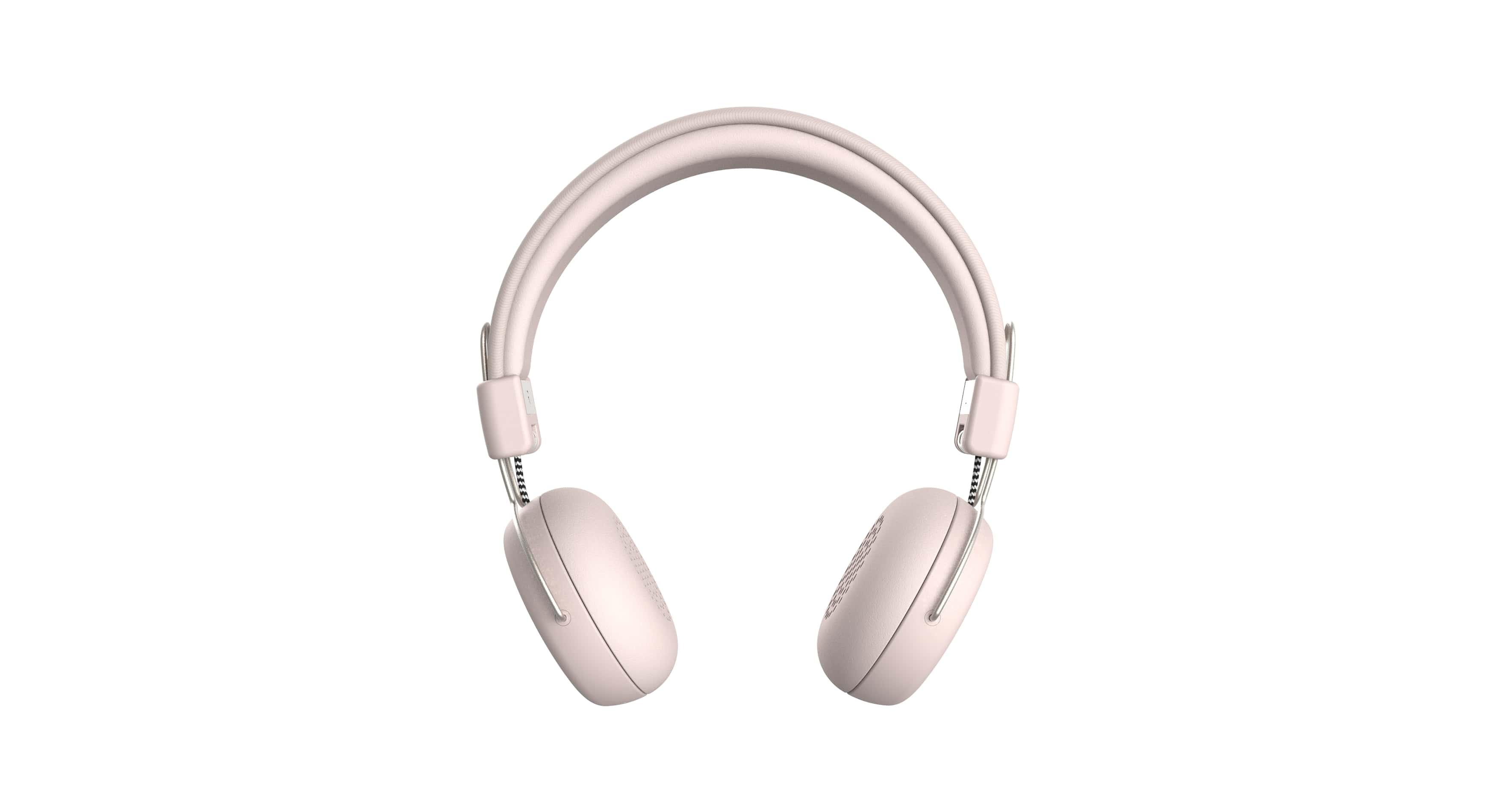Kreafunk aWear bluetooth høretelefoner, dusty pink