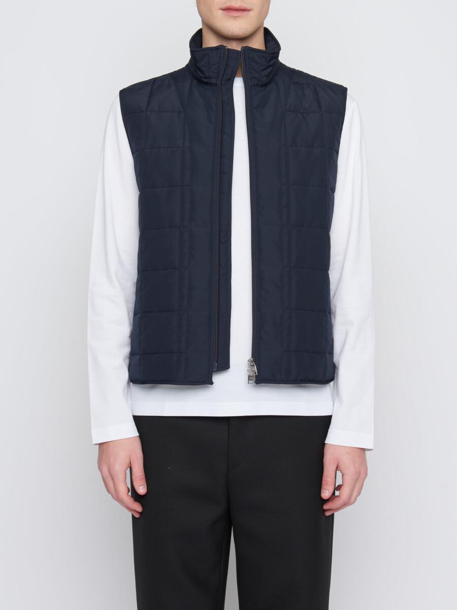 Tiger of Sweden Vennier vest, light ink, M