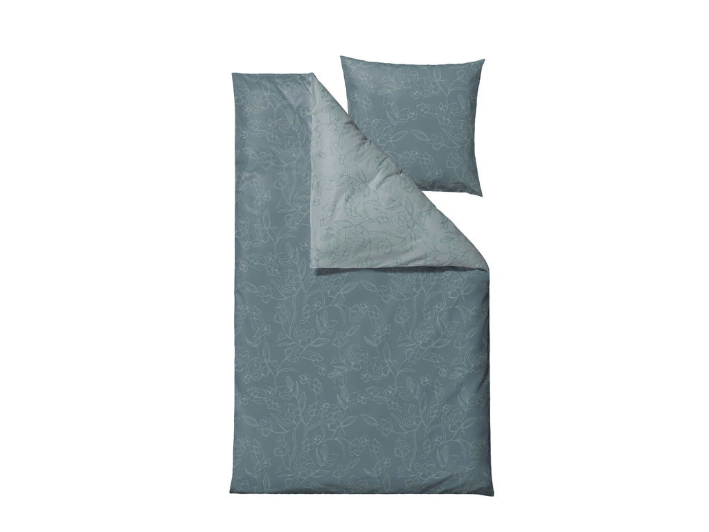 Södahl Infinity sengelinned, 140x220 cm, taupe