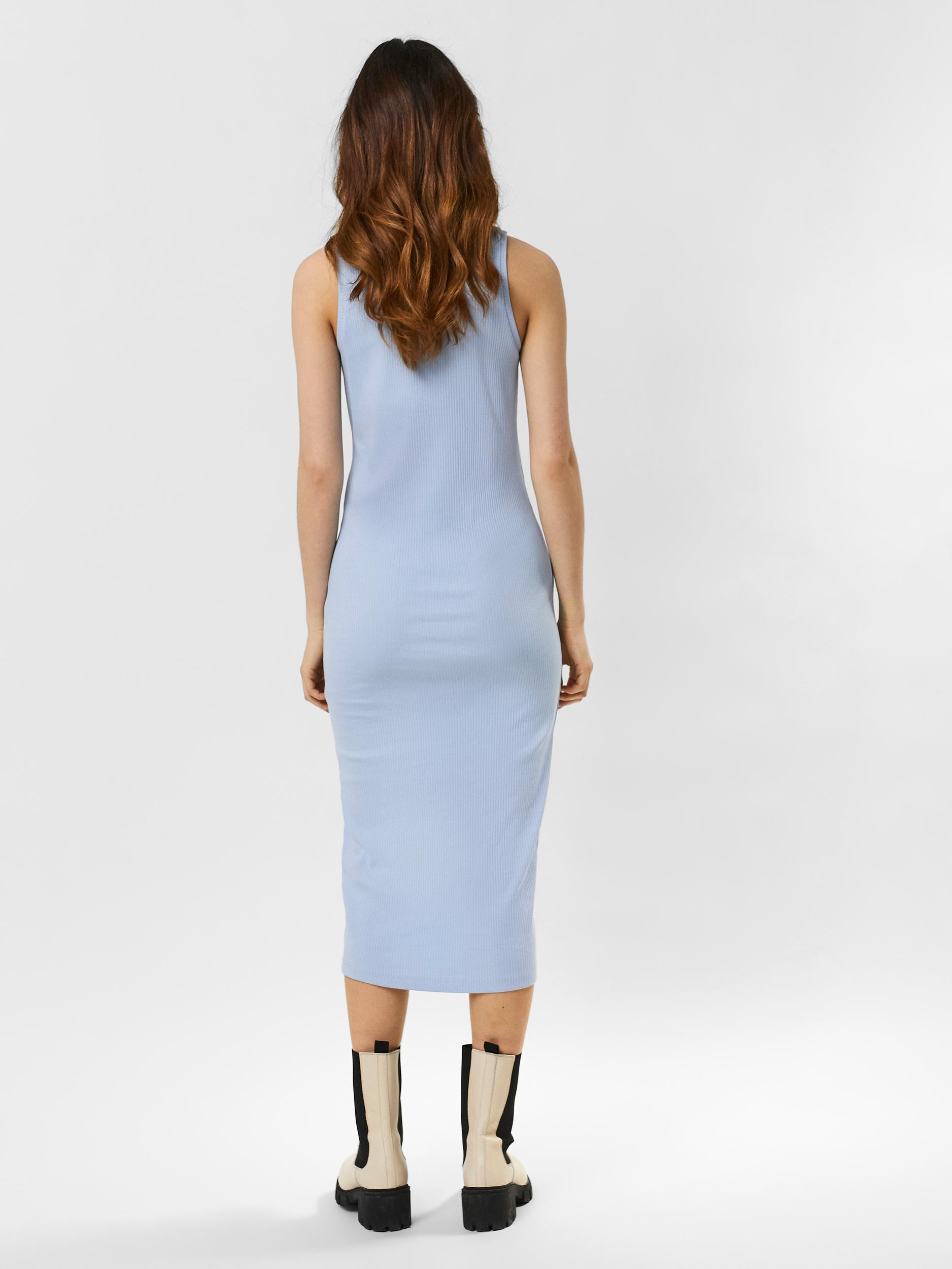 Vero Moda Lavender Kjole, Cashmere Blue, M