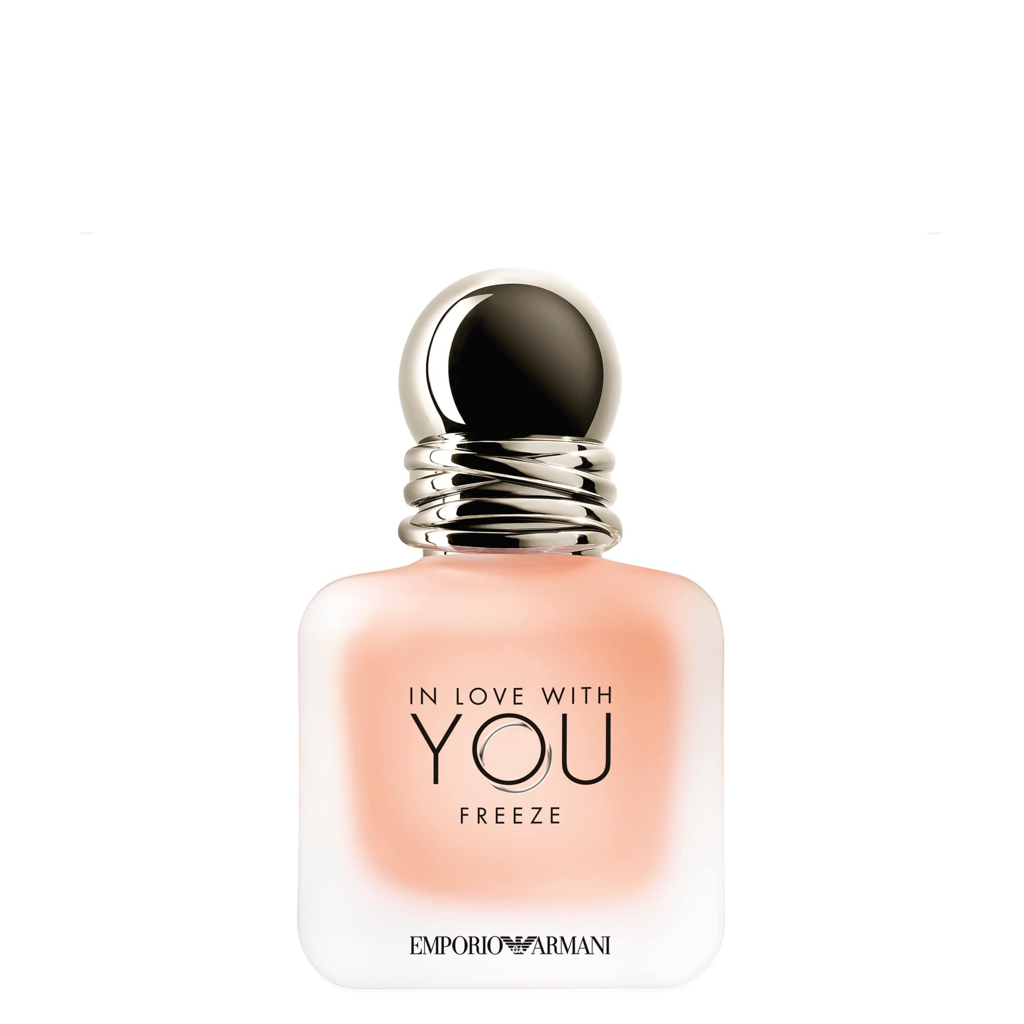 Giorgio Armani In Love With You Freeze EDP, 30 ml