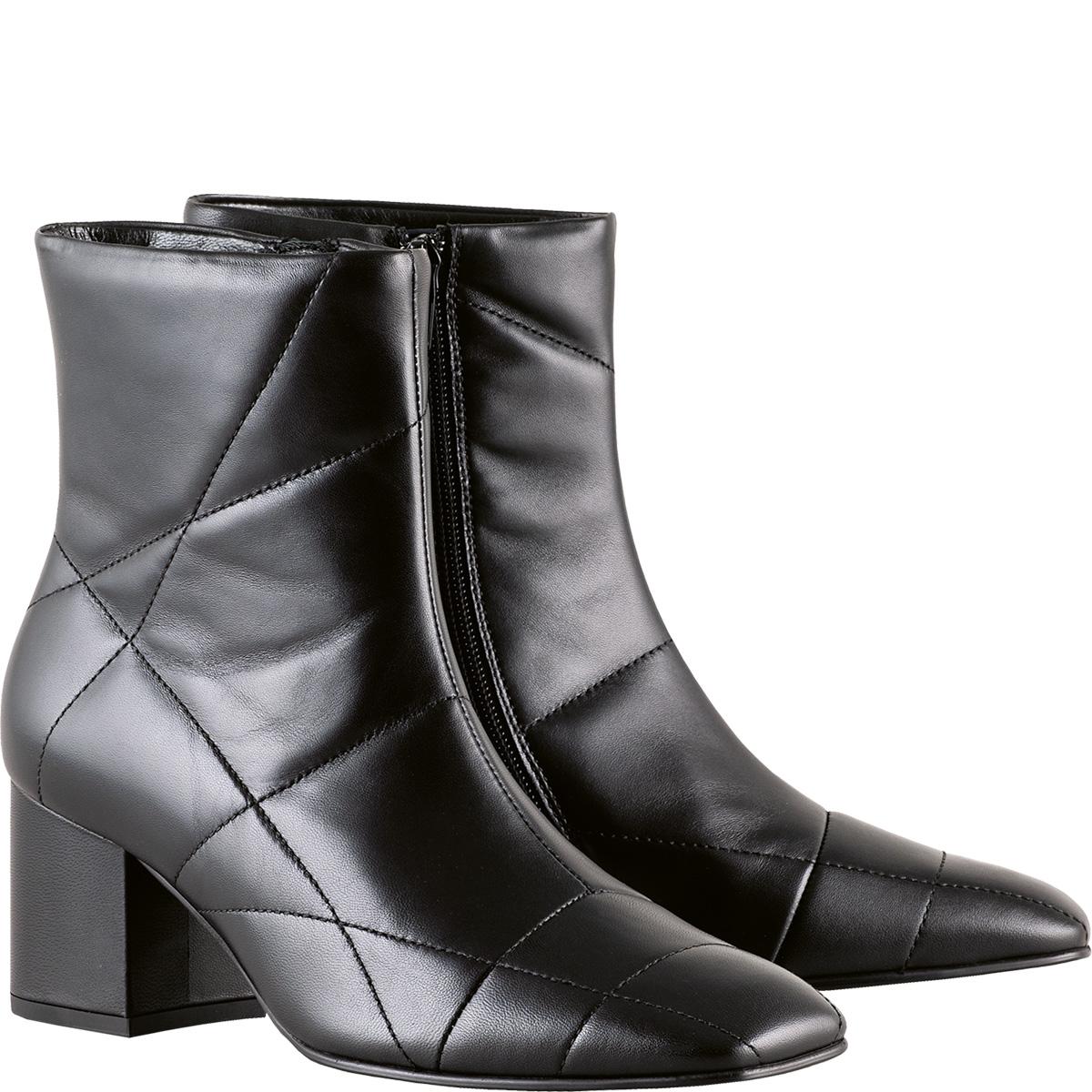 HÖGL Paris støvle, black, 38.5
