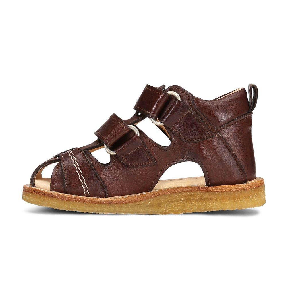Angulus 0506-101 sandal, brun, 24