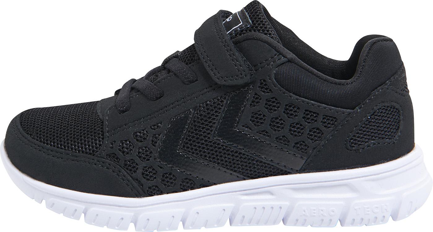 Hummel Crosslite Jr. sneakers, black/white, 26