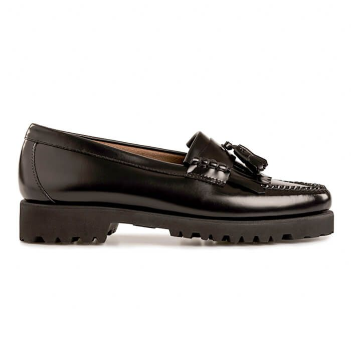 G.H. Bass Weejuns 90s Esther Kiltie loafers, black, 41