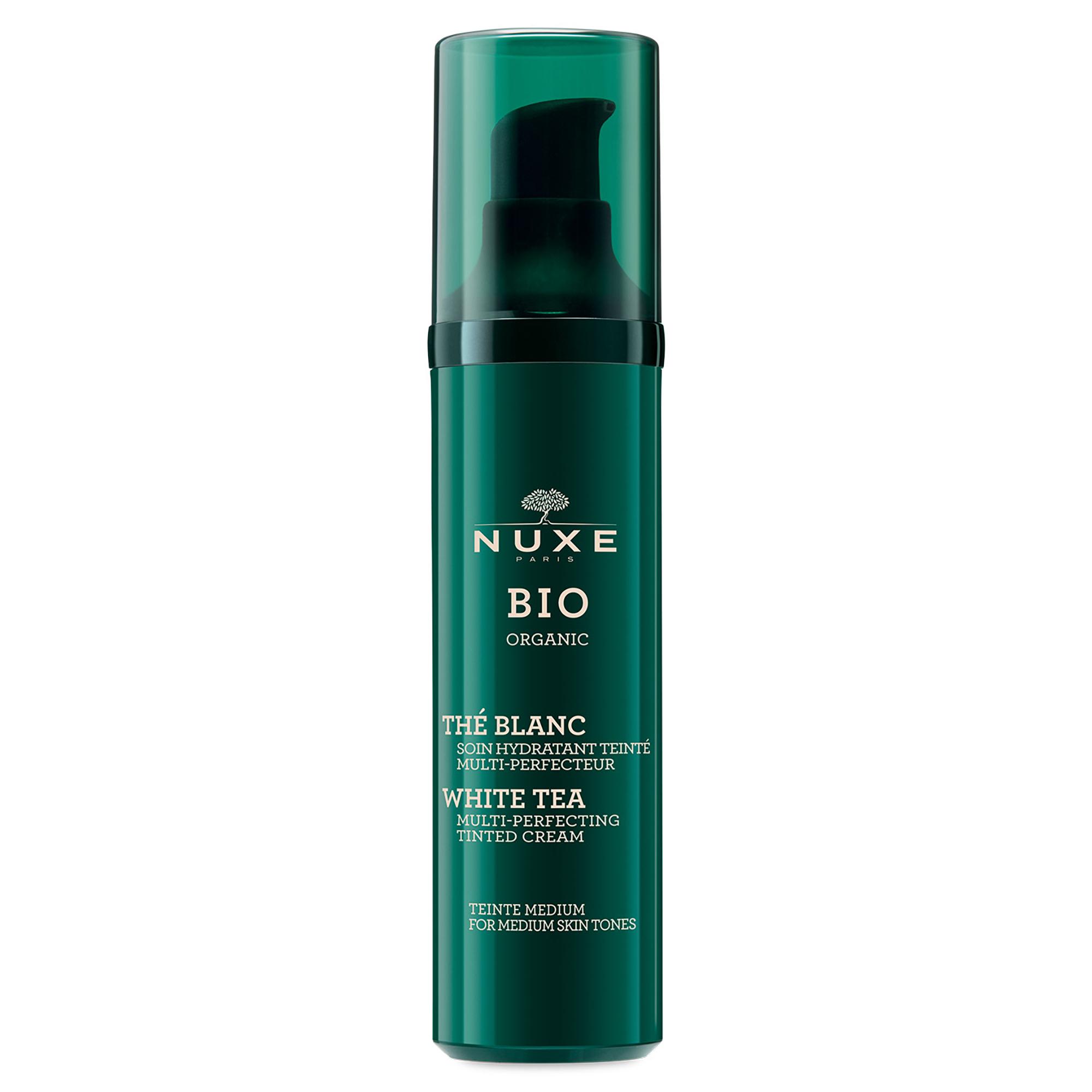 Nuxe Bio Multi-Perfecting Tinted Cream, medium