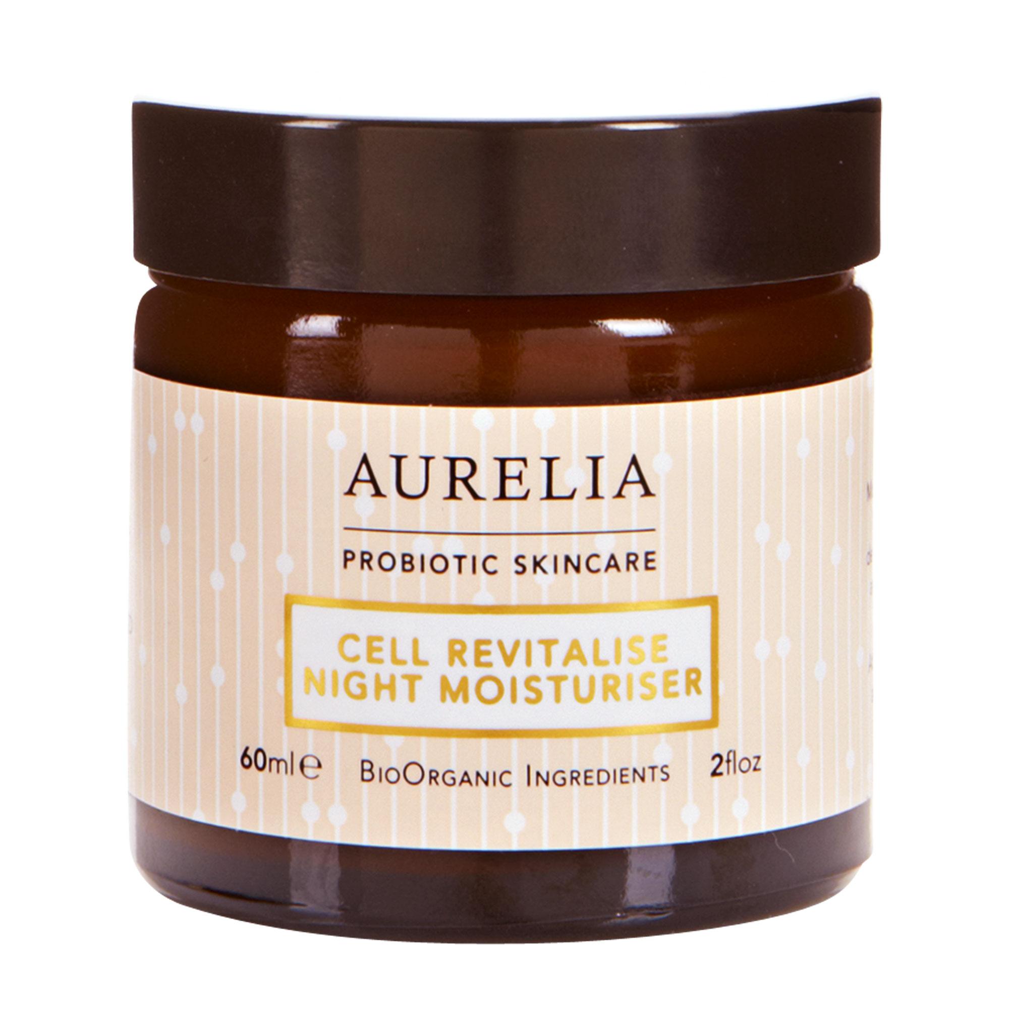 Aurelia Cell Revitalise Night Moisturiser, 60 ml