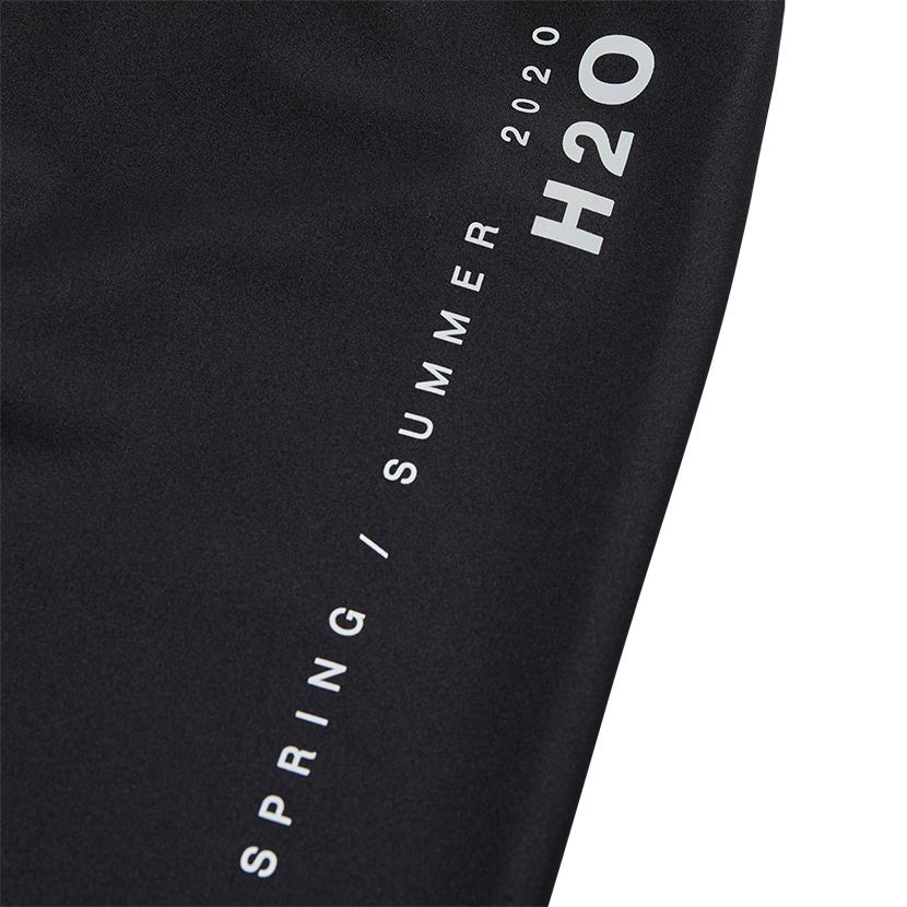 H2O Kerteminde 3/4 tights, black, xx-small