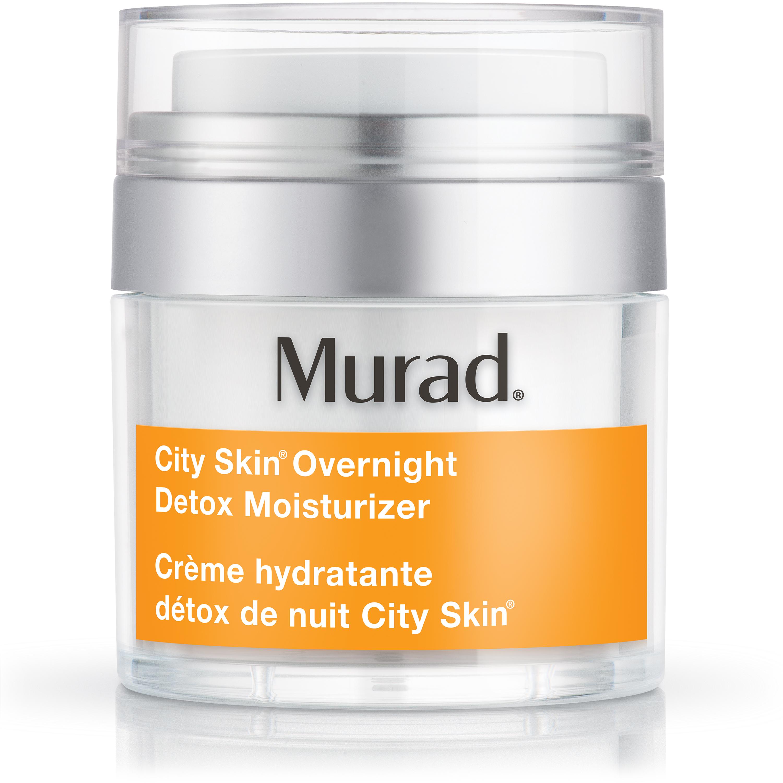 Murad City Skin Overnight Detox Moisturizer, 50 ml