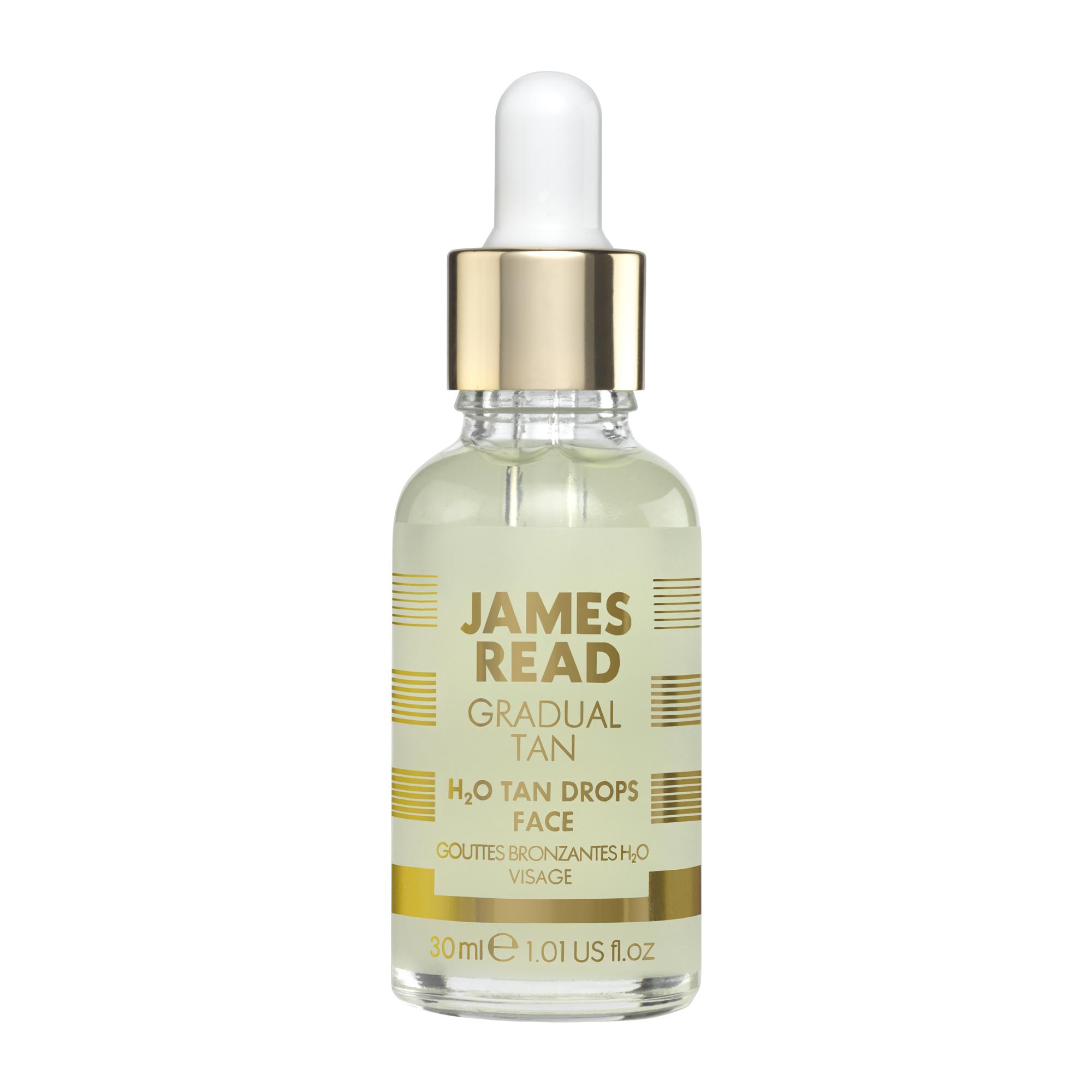 James Read H2O Face Tan Drops, 30 ml