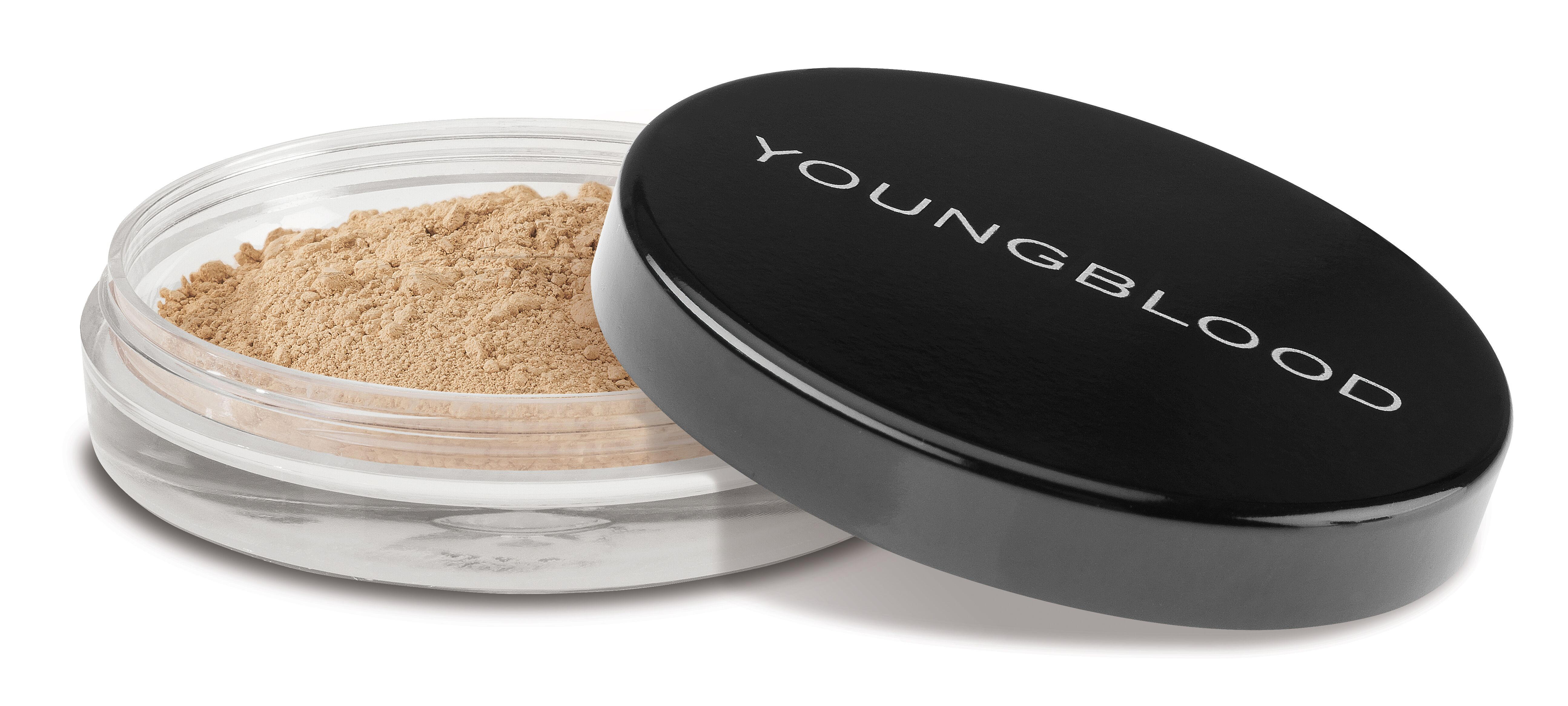 Youngblood natural loose mineral foundation, barely beige