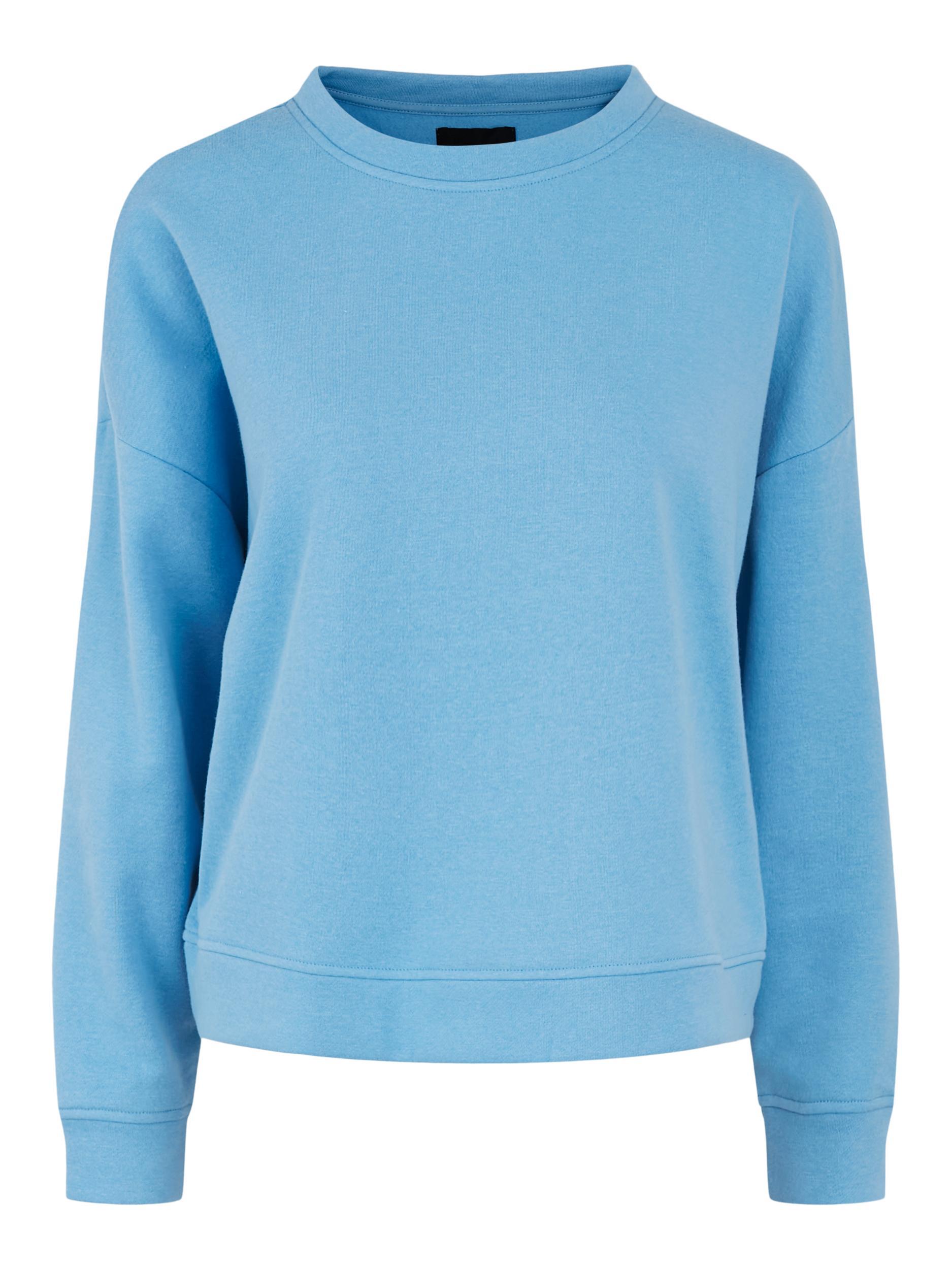 Pieces Chilli LS sweatshirt, little boy blue, medium