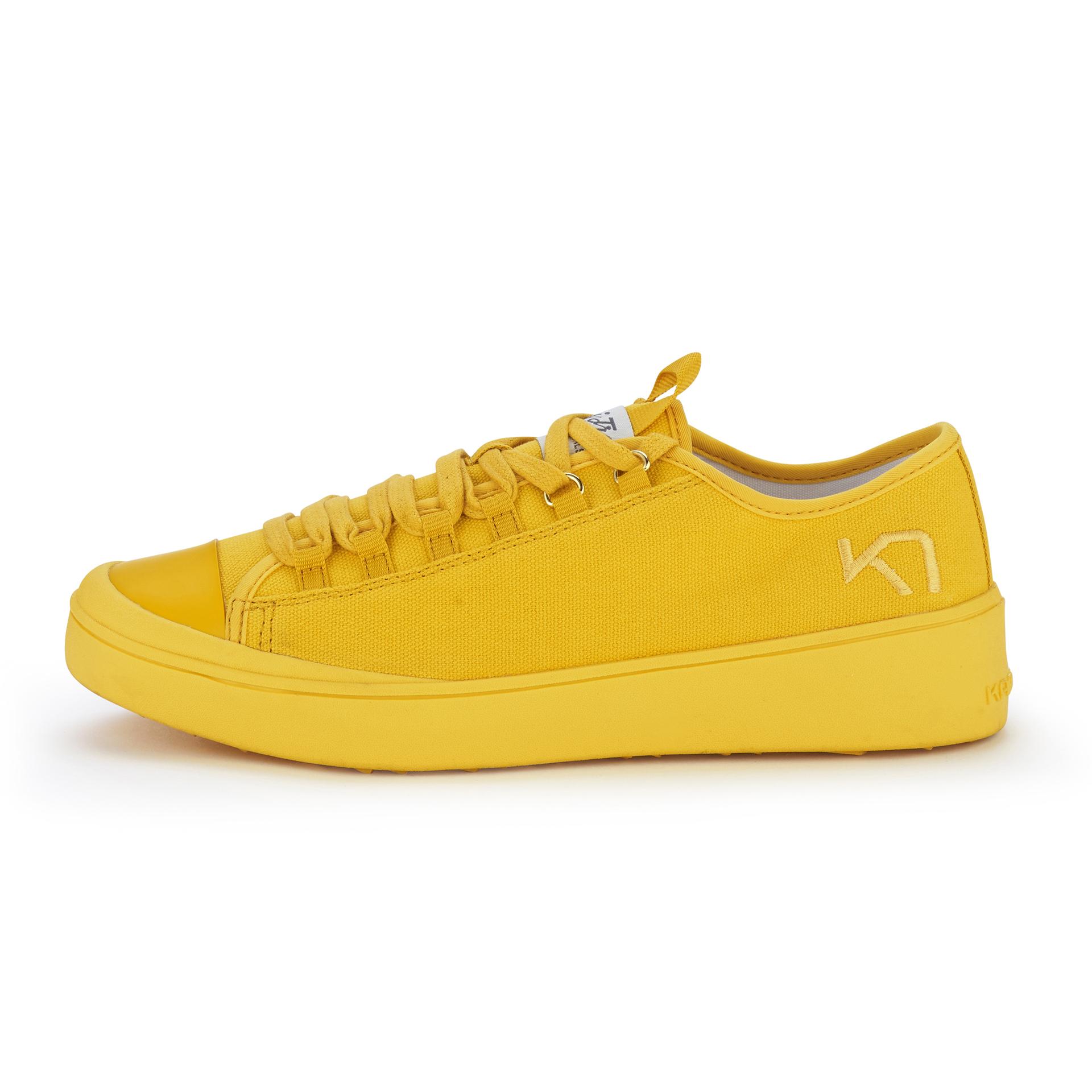Kari Traa Sprade sko, gold, 38