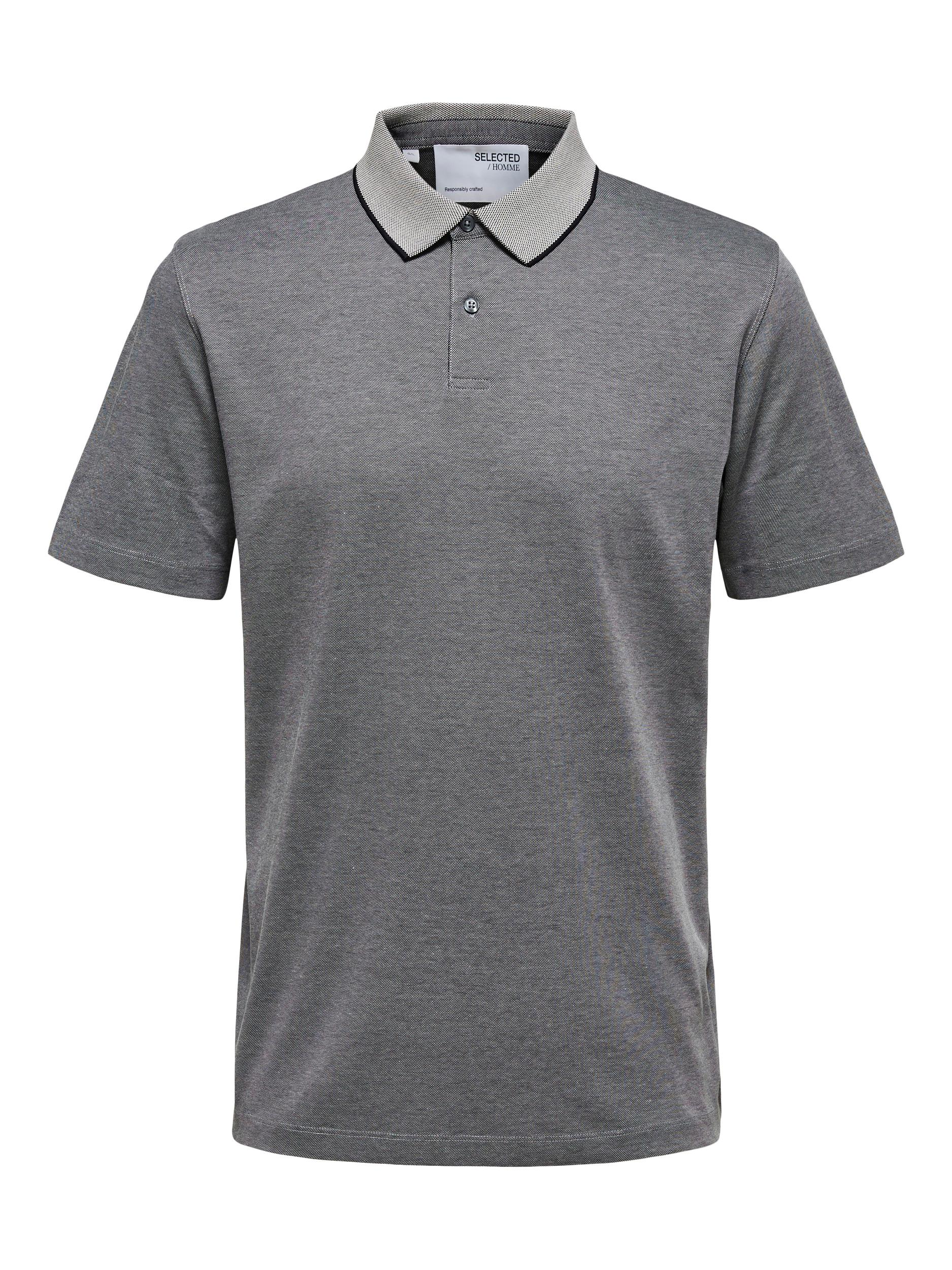 Selected Homme Leroy SS polo