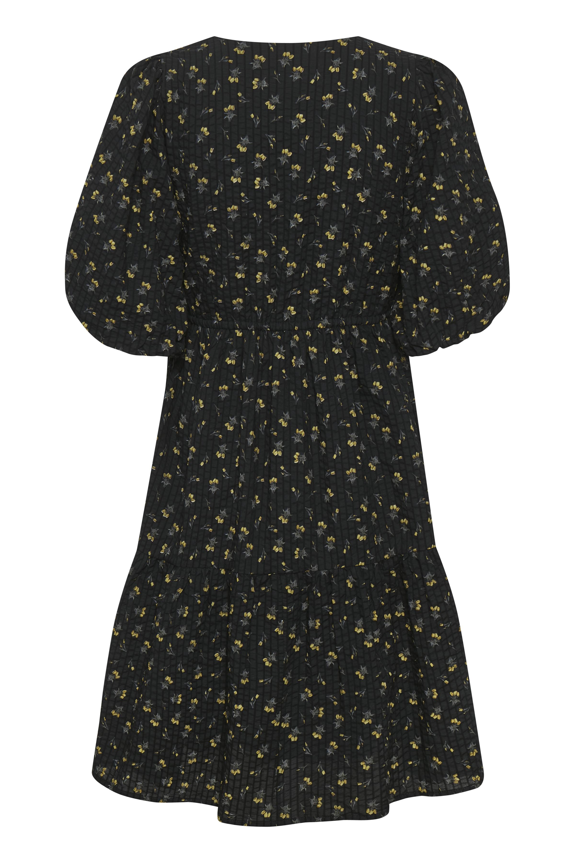 Gestuz AveryGZ kort kjole, tulip black, 42
