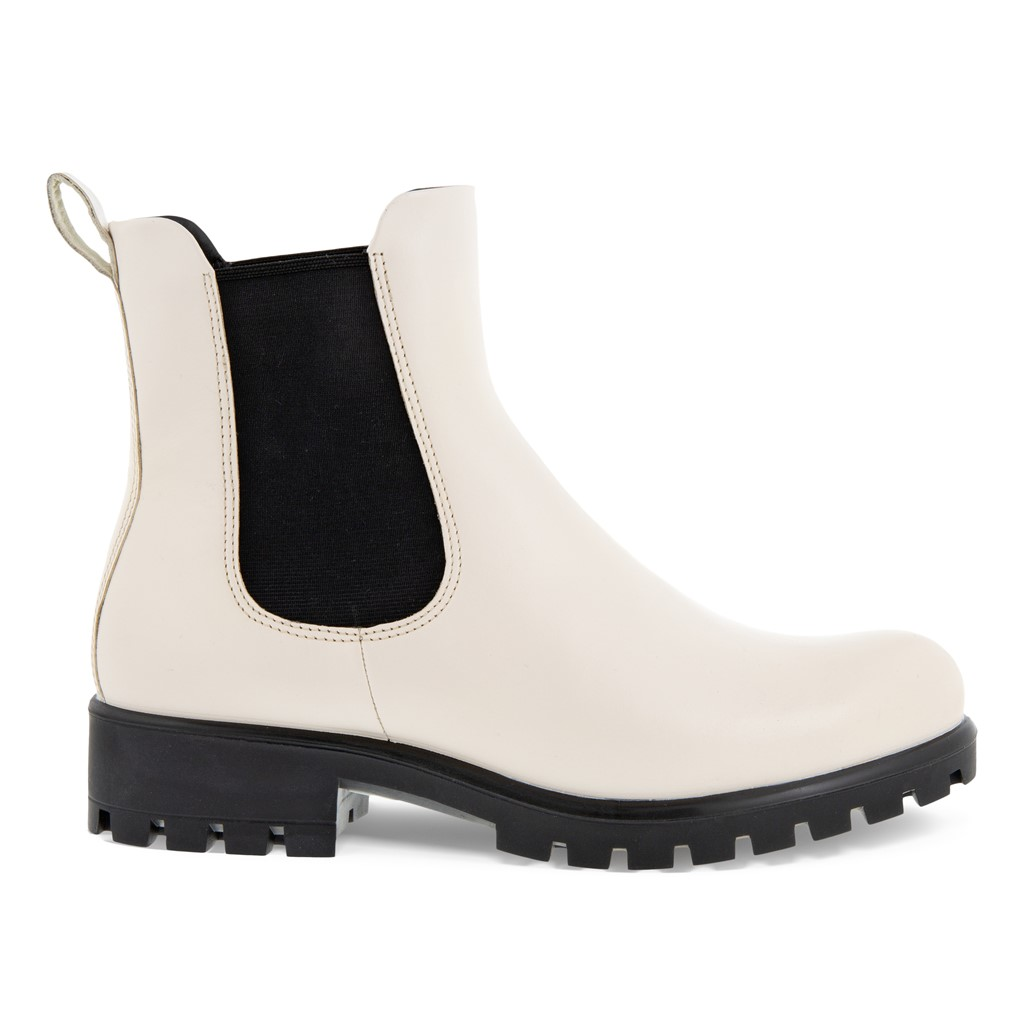 Ecco Modtray W støvle, limestone, 39
