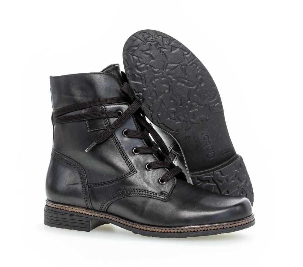 Gabor 74.674.27 støvler, black, 37.5