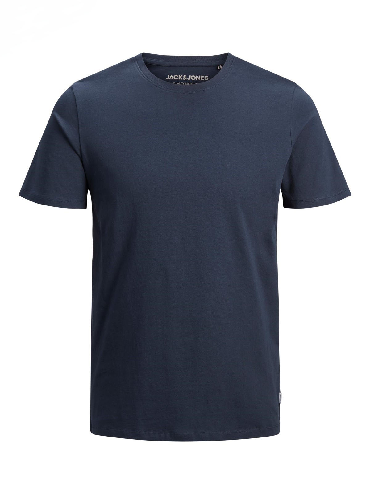 Jack & Jones Organic Basic t-shirt, navy blazer, small