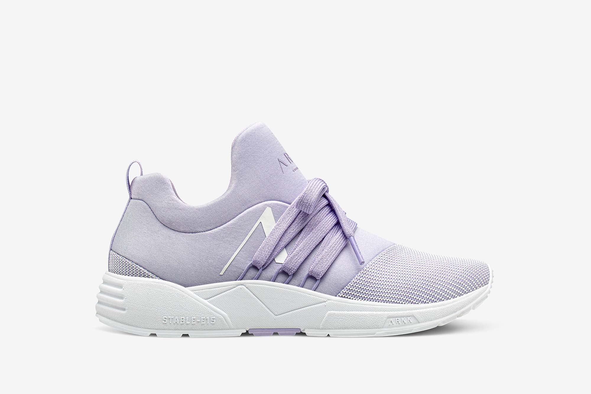 Arkk Copenhagen Sneakers, Lilla, 36