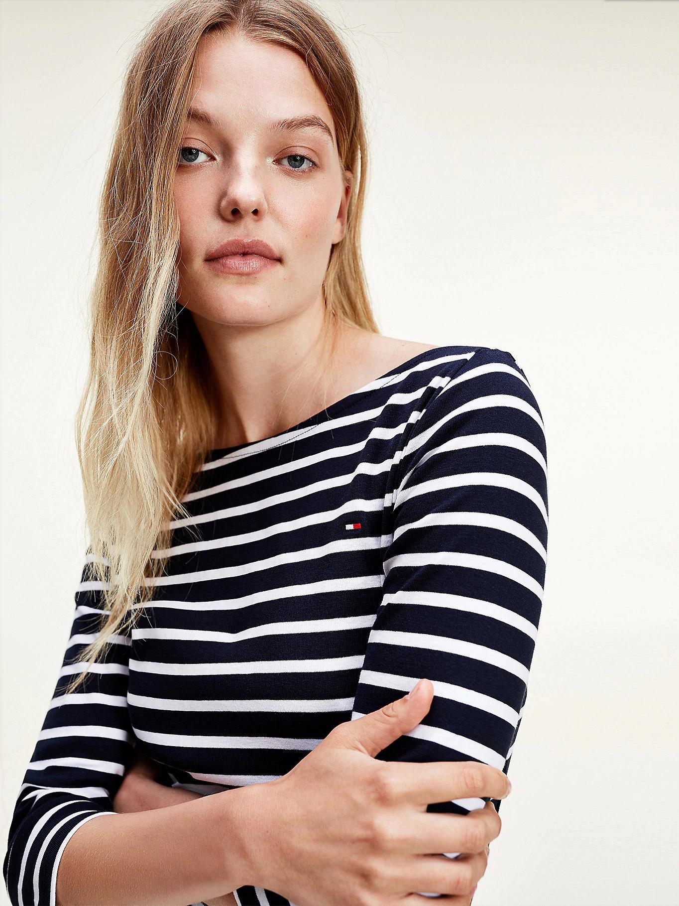 Tommy Hilfiger Boat Neck t-shirt