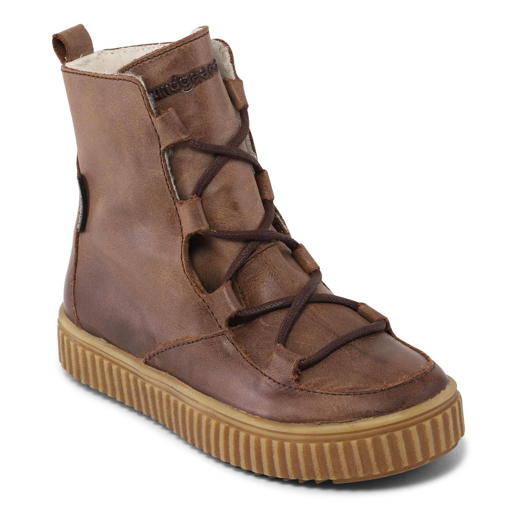 Bundgaard Casey støvle, brown, 36
