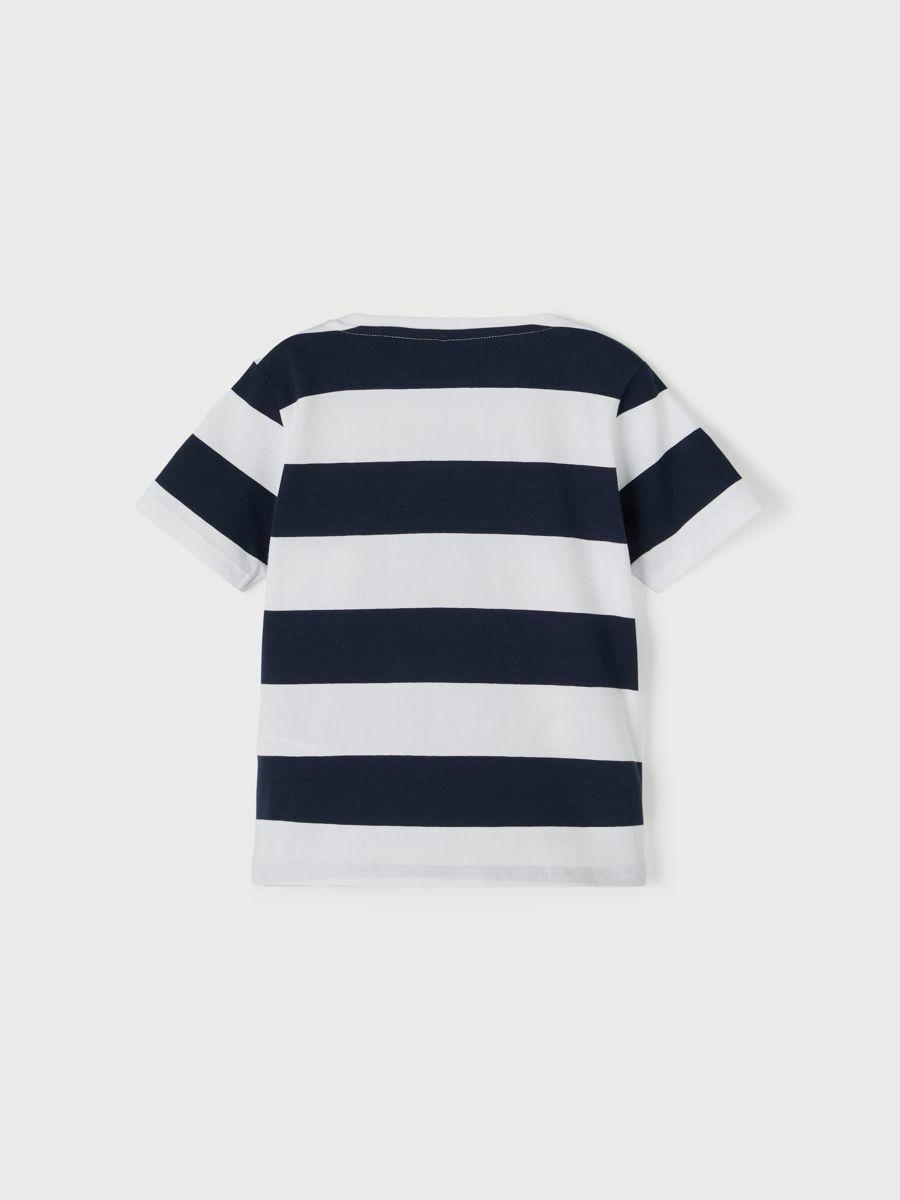 Name It Gurli Gris Wili t-shirt, dark sapphire, 110