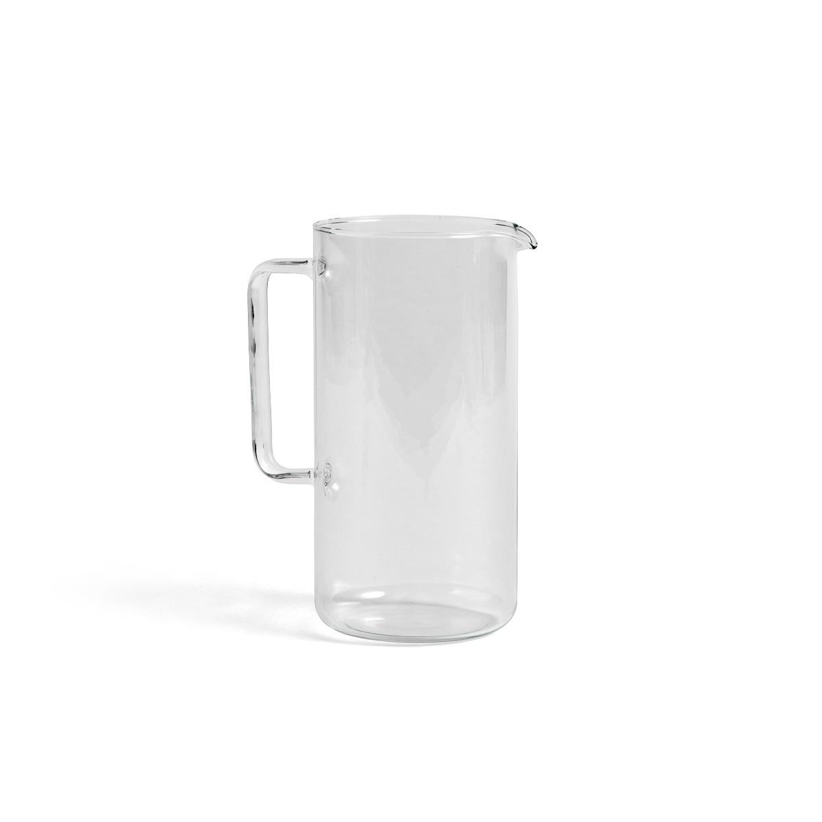 HAY glaskande, large, 2 liter, clear