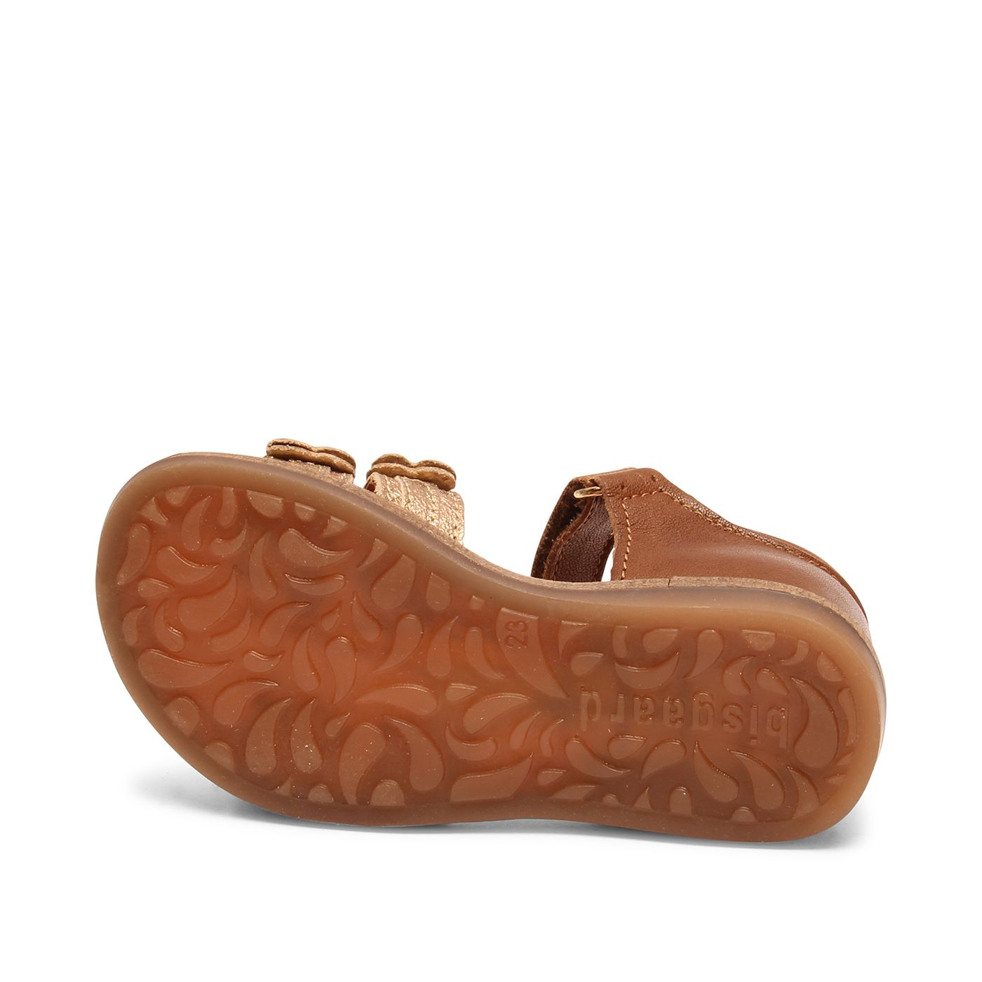 Bisgaard Cala sandal, gold, 30